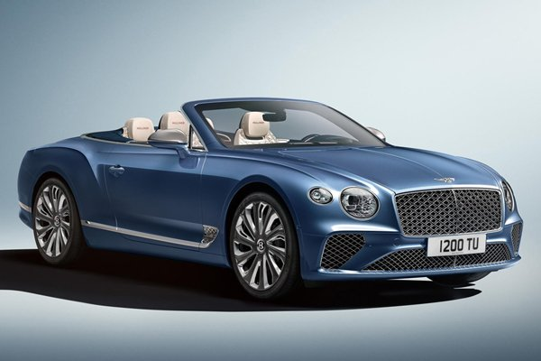Bentley Continental GT Convertible F1 Auto Cars Edition