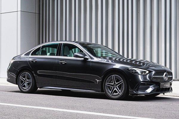 Mercedes-Benz C-Class Saloon Mild Hybrid