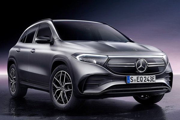 Mercedes-Benz EQA Electric