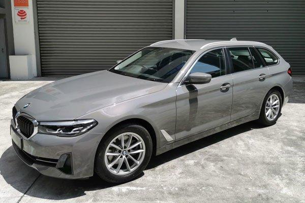 BMW 5 Series Touring Mild Hybrid