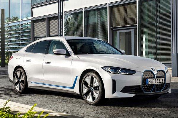 BMW i4 Gran Coupe Electric
