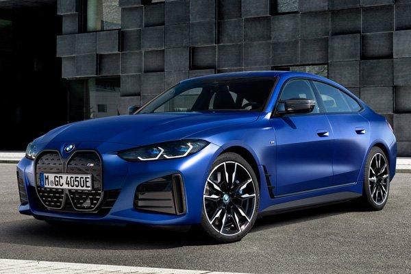 BMW M Series i4 M50 Gran Coupe Electric