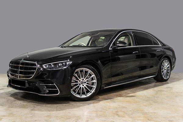 Mercedes-Benz S-Class Mild Hybrid 2021 Cars & Coffee Edition