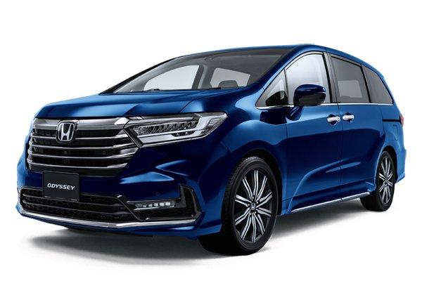 Honda Odyssey Hybrid Speedo Motoring Edition