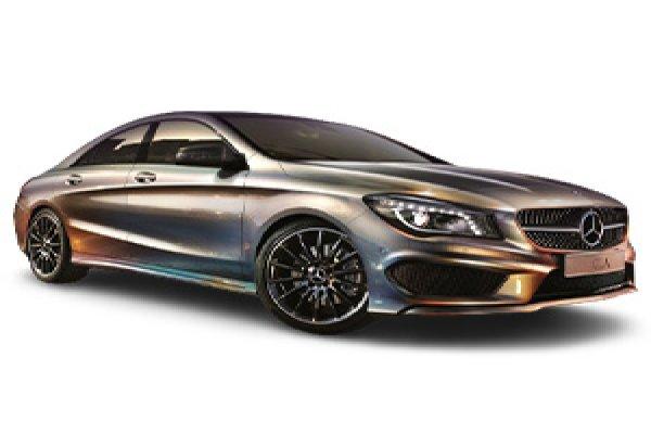 Mercedes-Benz CLA-Class Coupe Platinum Motor Edition