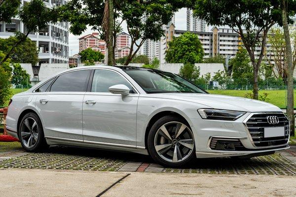 Audi A8L Plug-in Hybrid