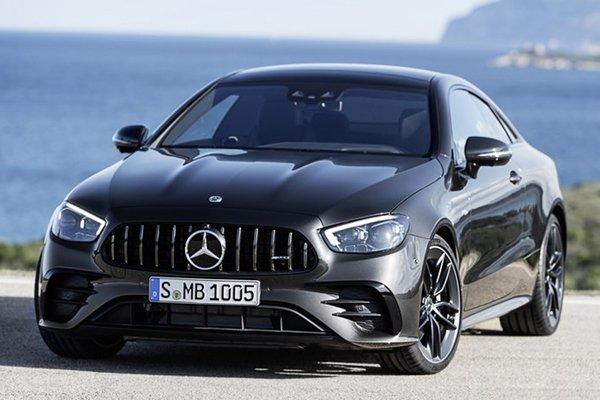 Mercedes-Benz E-Class Coupe Mild Hybrid