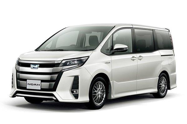 Toyota Noah Hybrid Vin's Auto Edition