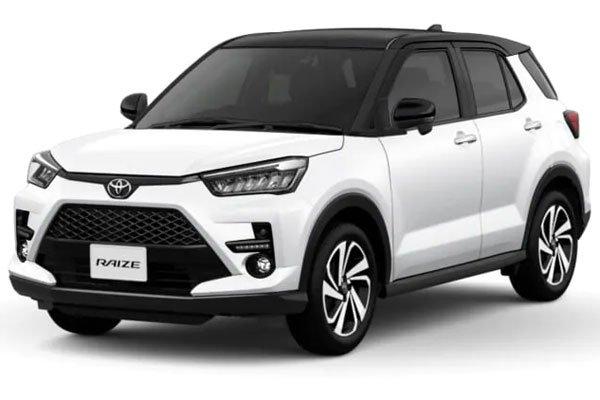Toyota Raize Vin's Auto Edition