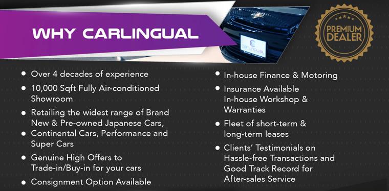 Why CarLingual