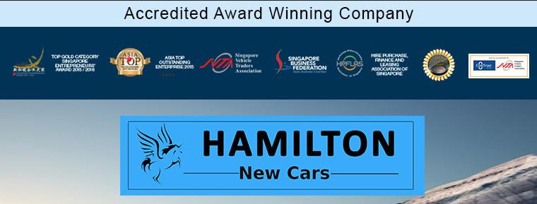 Accredited Award Winning Company