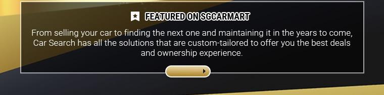 Featured on sgcarmart