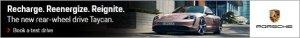 Porsche Taycan Electric