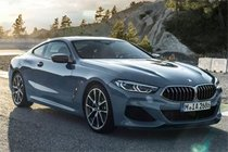 BMW M Series M850i Coupe