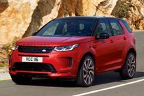 Land Rover Discovery Sport Mild Hybrid