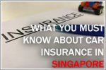 What you must know about car insurance schemes in Singapore