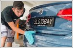 Five simple ways to wash your car right