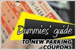 Dummies' guide to new parking coupons