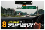 Eight life hacks to make your road trips up north more epic