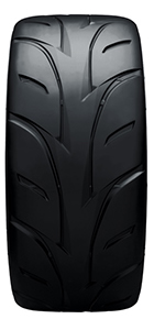 tyre front view