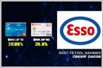 Credit card petrol promotions at Esso that you wish you knew earlier