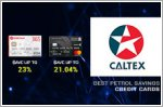 Getting really good discounts at Caltex using your credit cards