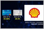 Cards to use for extra savings at Shell
