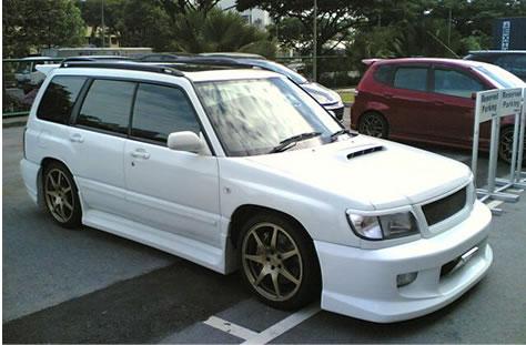 White Car2