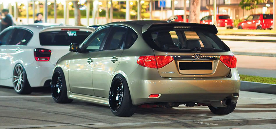 Sliver Car