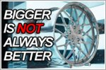 Why you should never upsize your wheels