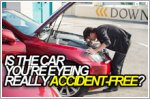 10 signs that a secondhand car has been in an accident before