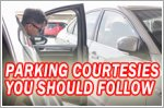Eight parking courtesies drivers should practice