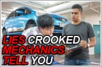 Lies from crooked car mechanics that you shouldn't believe