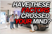 Buying a car - Save yourself with these tips