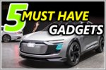 5 must have gadgets for your car