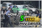 How to get a 5-star rating as a private hire car driver