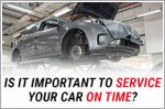 Is servicing your car on time really that important?