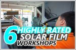 6 recommended solar film companies with the best reviews