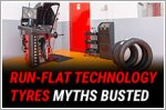 Run-flat technology tyres myths busted