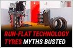 Run-flat technology tyres myths busted