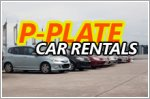 Car rental companies that offer affordable services for P-plate drivers