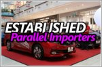 Parallel Importers with lots of experience