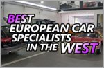 10 of the best European car specialist workshops in West, Singapore