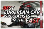 8 of the best European car specialist workshops in East, Singapore