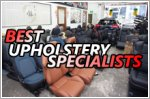 7 recommended workshops to customise your car leather upholstery