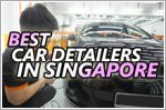 6 reputable car grooming & polishing service providers in Singapore