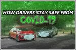 How drivers can stay safe from the coronavirus