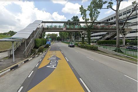 Ang Mo Kio Avenue 5 Overhead bridge