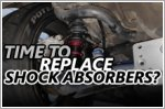 When should you replace your car's shock absorbers