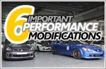 6 performance modifications to improve your car